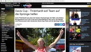 Carlo Thränhardt Yahoo-Eurosport